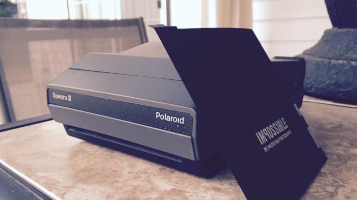 Polaroid Spectra 2 | Daniel Hedrick