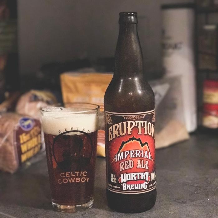 Worthy Brewing - Eruption